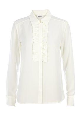 Modström - Skjorte - Nanny Shirt - Offwhite