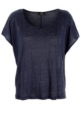 Modström - T-shirt - Elmer - Navy
