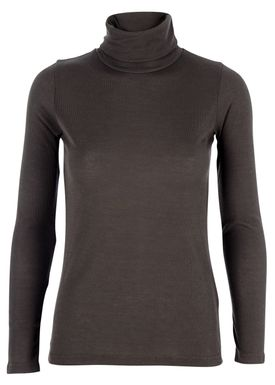 Stig P - Blouse - Mosuma - Anthracite Grey