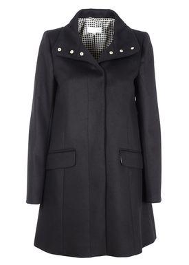 Patrizia Pepe - Coat - 2S0983 A171 - Black