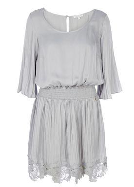 Patrizia Pepe - Dress - 2A1480 A513 - Light Grey