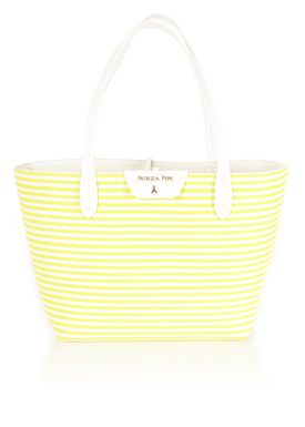Patrizia Pepe - Bag - 2V5452/A1LI - Yellow/White