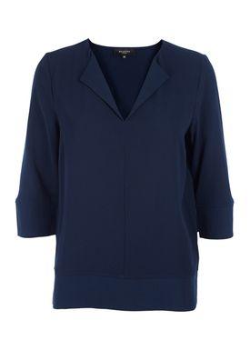 Selected Femme - Bluse - Vilda - Navy