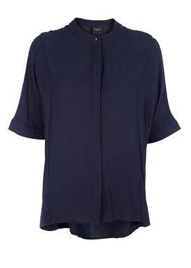 Selected Femme - T-shirt - Brissa - Navy