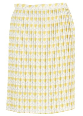 Baum und Pferdgarten - Skirt - Sidse Skirt - Yellow Print