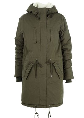 Modström - Coat - Yetta Coat - Dark Army