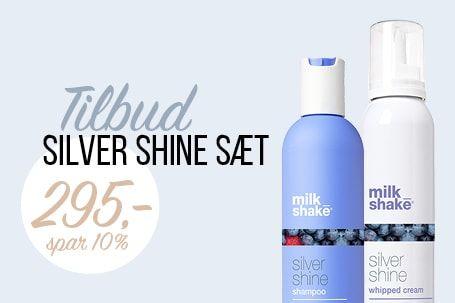 Milk_shake Silver Shine tilbud
