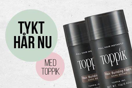 Hårfibre fra Toppik