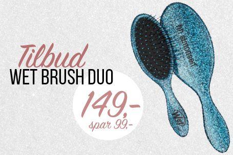 Wet Brush tilbud