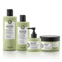 Plejepakke til skadet hår - Extra 01 Plejeprodukter