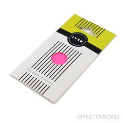 LYXO hårelastikker  Pink