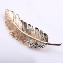 Rylie Jo Hårspænde Accessories Copper Feather