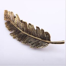 Rylie Jo Hårspænde Accessories Golden Feather
