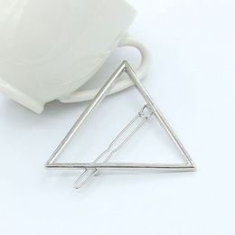 Rylie Jo Hårspænde Accessories Silver Triangle