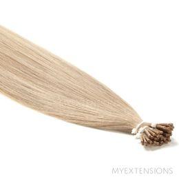 Cold Fusion Stick Luksus Hair extensions Mørk askblond nr. 16B