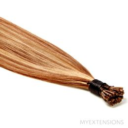Cold Fusion Stick Luksus Hair extensions Mix nr. 7/18