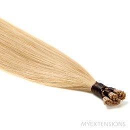Cold Fusion Stick Luksus Hair extensions Mørk beigeblond nr. 15