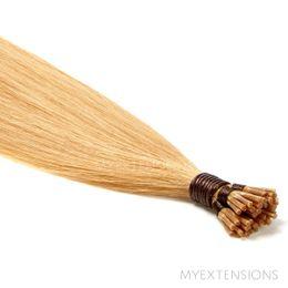 Cold Fusion Stick Luksus Hair extensions Mørk rødblond nr. 14