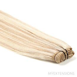 Hår trense Original Hair extensions Mix nr. 16B/60A