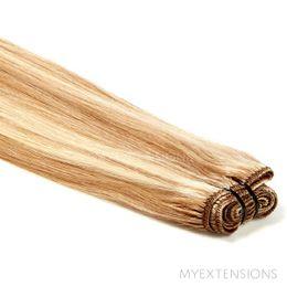 Hår trense Original Hair extensions Mix nr. 10/22