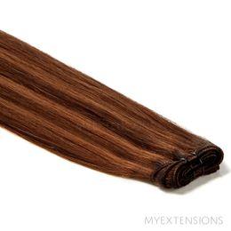 Hår trense Original Hair extensions Mix nr. 4/7