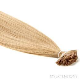 Hot Fusion Luksus Hair extensions Mørk beigeblond nr. 15