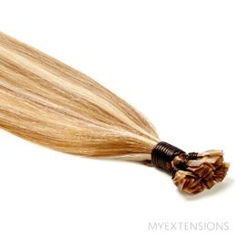 Hot Fusion Luksus Hair extensions Mix nr. 10/22