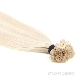 Hot fusion Original Hair extensions Askblond nr. 60B