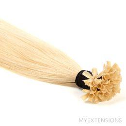 Hot fusion Original Hair extensions Gyldenblond nr. 22