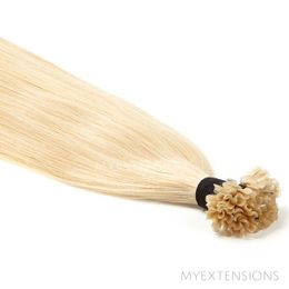 Hot fusion Original Hair extensions Lys gyldenblond nr. 613