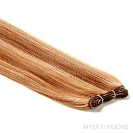 Hår Trense Luksus Hair extensions Mix nr. 7/18