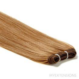 Hår Trense Luksus Hair extensions Lys brun nr. 10