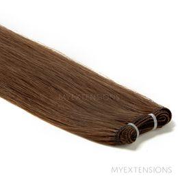 Hår Trense Luksus Hair extensions Askbrun nr. 5B