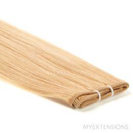 Hår Trense Luksus Hair extensions Lys rødblond nr. 18