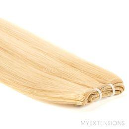 Hår Trense Luksus Hair extensions Gyldenblond nr. 22