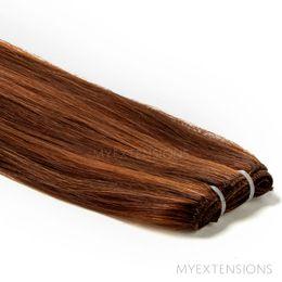 Hår Trense Luksus Hair extensions Mix nr. 4/7