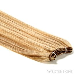 Hår Trense Luksus Hair extensions Mix nr. 10/22
