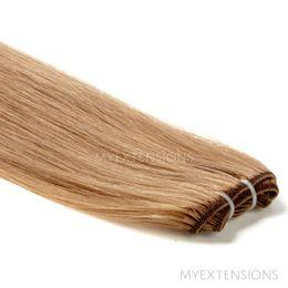 Hår Trense Luksus Hair extensions Lys askbrun nr. 12B