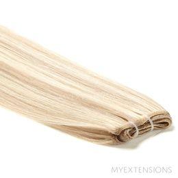 Hår Trense Luksus Hair extensions Mix nr. 16B/60A