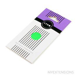LYXO hårelastikker  Grøn