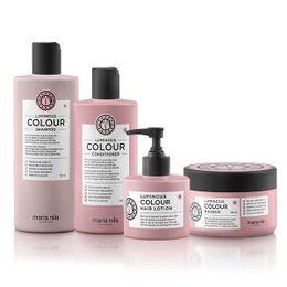 Plejepakke til farvet hår - Extra Plejeprodukter