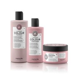 Plejepakke til farvet hår - Light Plejeprodukter
