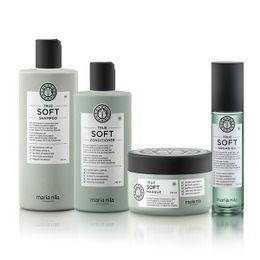 Plejepakke til kraftigt hår - Extra Plejeprodukter