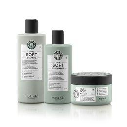 Plejepakke til kraftigt hår - Light Plejeprodukter