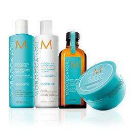 Plejepakke til hår extensions - Medium Plejeprodukter