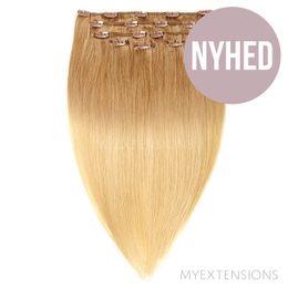 Clip In Original Hair extensions Ombre nr. 10/22