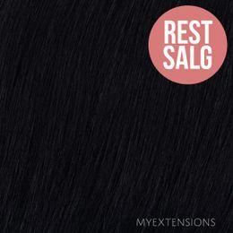 Cold fusion Loop Original Hair extensions Sort nr. 1