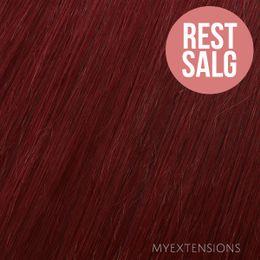 Cold fusion Loop Original Hair extensions Vin rød nr. 530