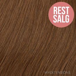 Cold fusion Loop Original Hair extensions Lys rødbrun nr. 7