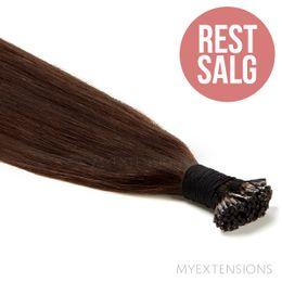 Cold fusion stick Original - RESTSALG Hair extensions Mørkbrun nr. 2